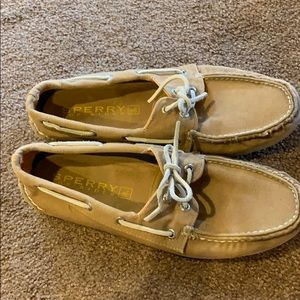 Men's topsider sperry loafer